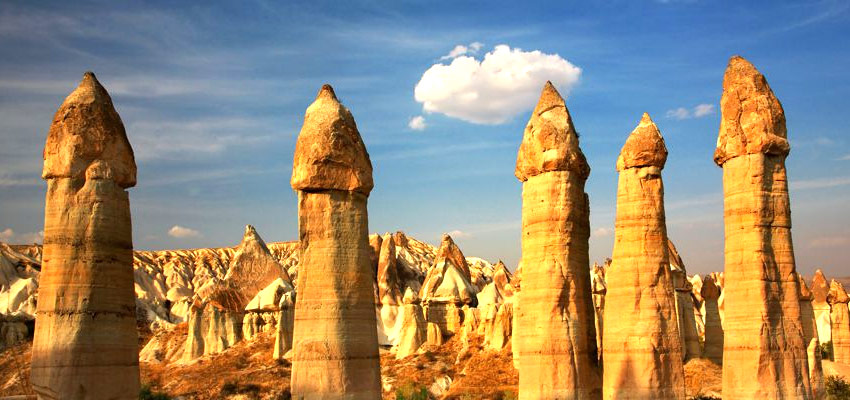 Cappadoci Turkey Trekking and Ballon Tours