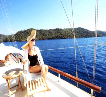 Daily Tours Antalya Yacht Tours